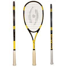 Jonathan Power - Custom Vibe - Squash Racquet - Harrow