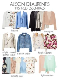 Alison Dilaurentis inspired essentials (seasons 5/6) - part I by liarsstyle on Polyvore featuring polyvore fashion style Alfred Dunner Lucky Brand American Vintage Dorothy Perkins H&M Billie & Blossom Calvin Klein Jeans Napa Valley New Look clothing essentials