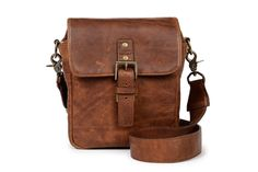 Handcrafted with full-grain leather and antique brass hardware, the Leather Bond Street is our most compact bag—for your camera, everyday essentials, or both. Designed specifically for mirrorless and instant cameras, the Bond Street adapts the style and function of our popular Bowery bag into a smaller silhouette that comfortably holds a camera and 1-2 lenses. The Bond Street features a closed-cell foam padded interior, a removable padded divider, and a zip pocket on back perfectly sized to…