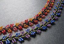 Nepal Stitch Bracelet