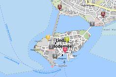 In der Tourensuchen können Sie zwischen über hunderten von Vorschläge Ihre perfekte Rad- oder Wandertour in und um Lindau im Bodensee auswählen.