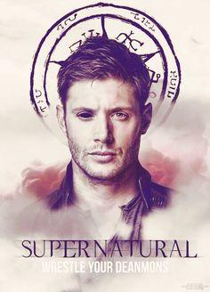 Supernatural Wallpaper Dean Season 10