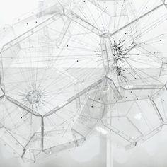 Sphere Network - Tomas Saraceno