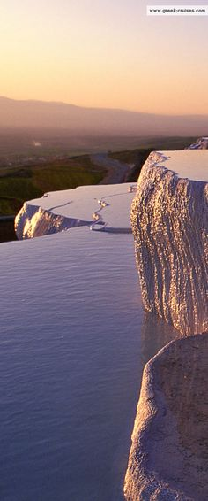 Visit #Pamukkale with www.greek-cruises.com