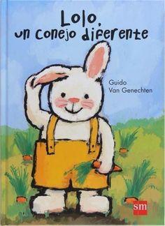 Libro Lolo, un conejo diferente