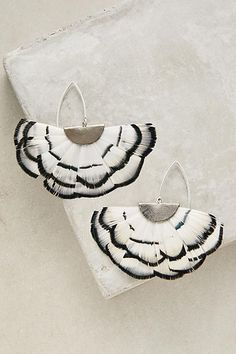 Serefina Warbler Earrings