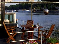 DIFFERENT HOLIDAYS IN PARIS: Different holidays on private houseboat | HomeAway