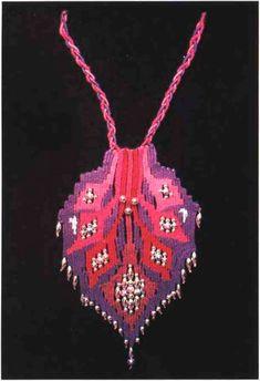 Anasazi Indians Necklace