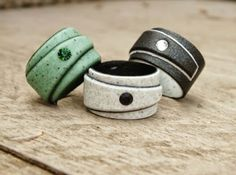 Clever Polymer Clay Ring Tutorial                                                                                                                                                                                 Mehr