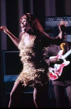 Tina Turner. Gjon Mili—The LIFE Picture Collection/Getty Images