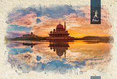 Malasia - Infografía para catálogo de viajes Illustration, Painting, Visual Identity, Sun Art, Malaysia, Photo Retouching, Visual Arts, Graphic Art, Digital Art