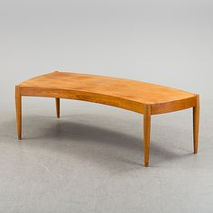 A teak Johannes Andersson coffee table for Trensum. Teak, Furniture, Design, Home Decor, Decoration Home, Room Decor, Home Furnishings, Home Interior Design