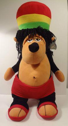 Carousel Softoys Rasta Dog Gorilla Medium 22 inch Plush BOB-25 cool stuffy  | eBay Doge, Carousel, Plush, Medium, Fictional Characters, Ebay, Carousels, Sweatshirt, Carousel Horses