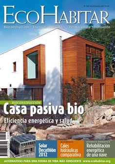 Ecohabitar: bioconstrucción, consumo ético, permacultura