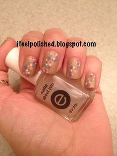 Matte Spring nails!