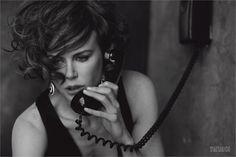 Classic Nicole Kidman by Peter Lindbergh (10 pics) - My Modern Metropolis