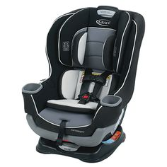 Graco Extend2Fit Convertible Car Seat - BestProducts.com