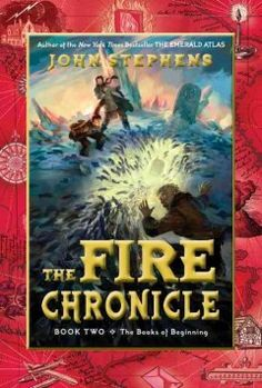 The Fire Chronicle is the follow up of the Books of the beginning the Emerald Atlas.  It left me wanting book three already.  Must read in order