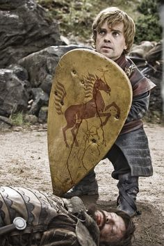 Tyrion Lannister - Possibly the best character ever written.