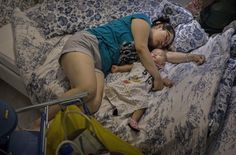 Photographer Documents Customers Snoozing at Ikea