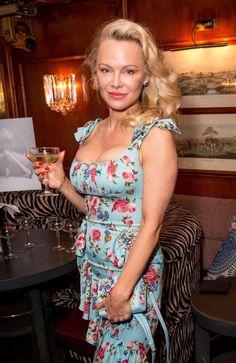 Pamela Anderson is 50.