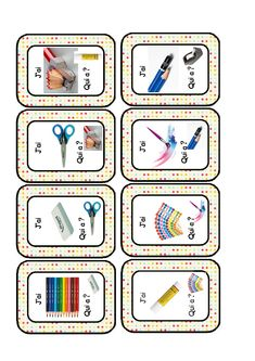 Une version du jeu Communication Orale, Core French, Teaching French, Telling Time, School Hacks, French Language, Classroom Management, School Supplies, Literacy