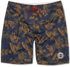 c6991c3447 シックでナチュラルなボードショーツ。/ Element Tropical Thunder Board shorts on ShopStyle