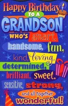 "HAPPY HAPPY BIRTHDAY TO MY GRANDSON HUSKY JOE A HAPPY 8 LOVE YOU GRANDMA PATC""MS…"