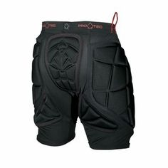 ProTec IPS Men's Padded Shorts - old school classic snowboard padded shorts. The get the job done. Nuff said.