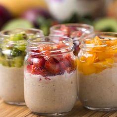 Aprenda a fazer snacks rápidos e práticos para o dia a dia