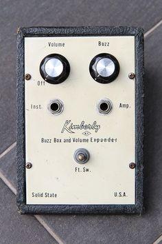 Kimberly Buzz Box / Volume Expander