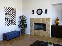 Brown Earth Tones Living Room Decor | Cool Stuff | Pinterest ...