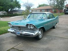 1959 Plymouth