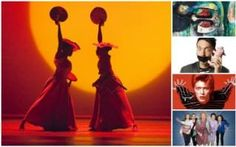Clockwise from left: Alvin Ailey's Revelations, Wifredo Lam, The Boy With Tape…  Autumn's hot 100 :  what to watch, read & do this season...