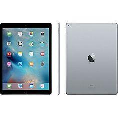 * ~ Apple 12.9-inch iPad Pro 128GB Space Grey... WISH LIST 2016 ~ *