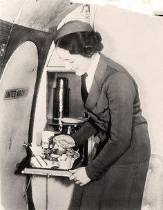 Early Stewardess