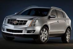 2010 Cadillac SRX love my new car