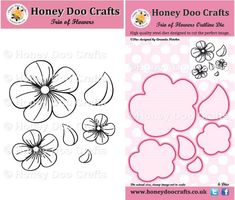 Stamp and Die Sets - Shop - Welcome to Honey Doo Crafts