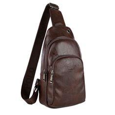 2017 New Chest Bag vintage Cross-body Shoulder Men Diagonal messenger bag Ipad Bag, Messenger Bag Men, Luggage Bags, Leather Bag, Crossbody Bag, Cross Body, Shoulder Bag, Vintage, Shoulder Bags