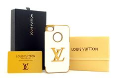 Louis Vuitton iPhone 4/4S Case