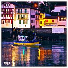 Pays Basque - St Jean de Luz (France)