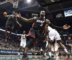 Most amazing Heat photo ever...