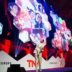 10 years of #TNWeurope Conference ❤️