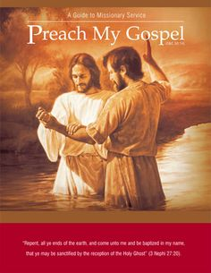 Preach My Gospel: A Guide to Missionary Service, MINI  Spiral-Bound Paperback by LDS Distribution Center