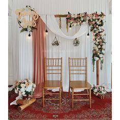 Indoor Wedding Decorations, Engagement Decorations, Backdrop Decorations, Party Decoration, Wedding Stage Backdrop, Wedding Backdrop Design, Wedding Stage Design, Chinese Wedding Decor, Wedding Background