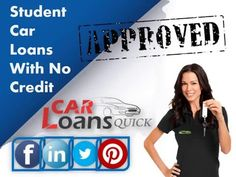 college student car loans no credit