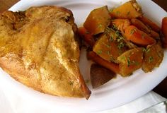 Stephanie Cooks: Crockpot Chicken Dinner