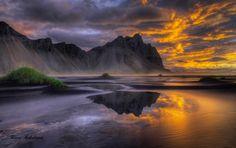 Vestrahorn sunrise II by Rune Askeland on 500px