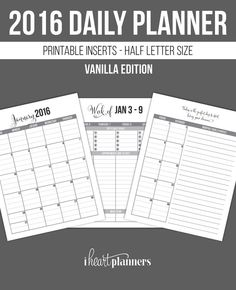 365 best planners images in 2018 bullet journal notebook organizers