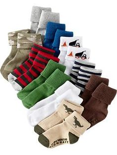 Sock 10-Packs for Baby | Old Navy - 2T/3T
